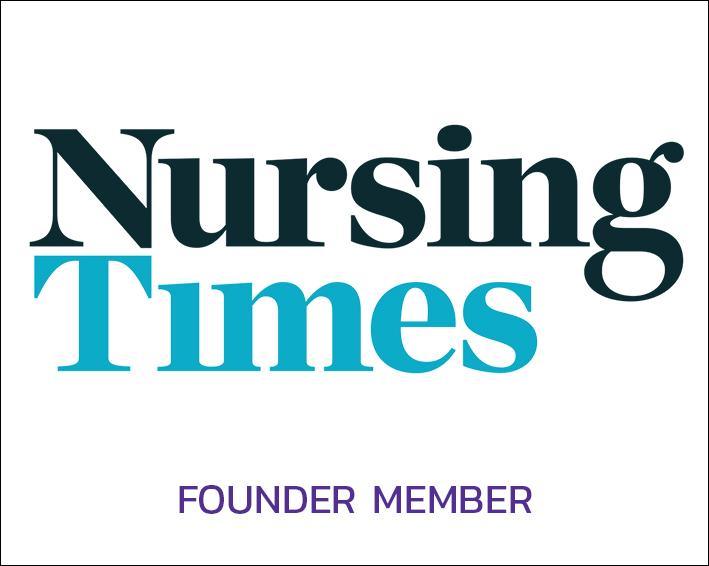 Nursing Times logo