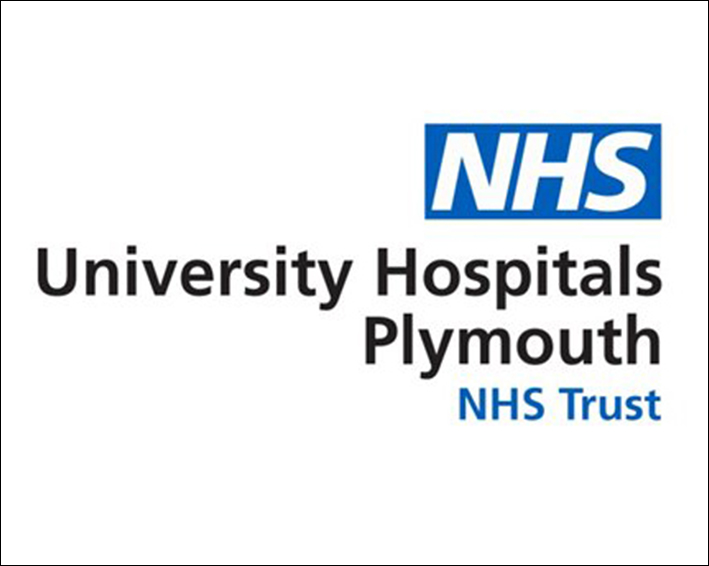 NHS Plymouth logo