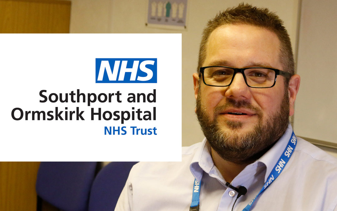 Southport & Ormskirk Hospital NHS Trust join 'Working with'