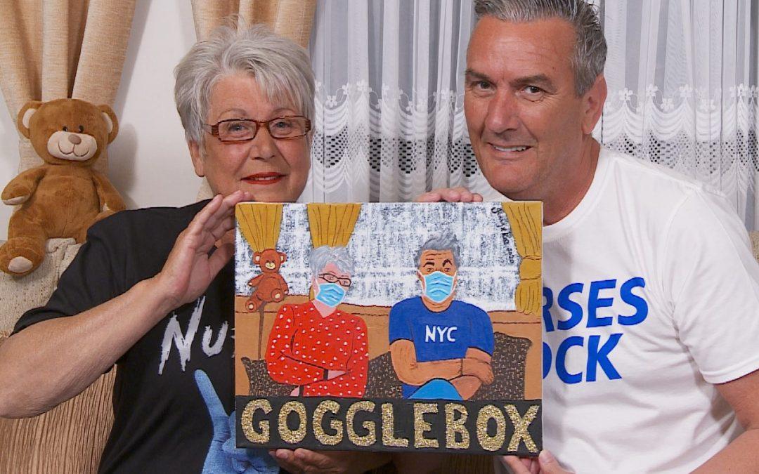 Gogglebox Prize Draw