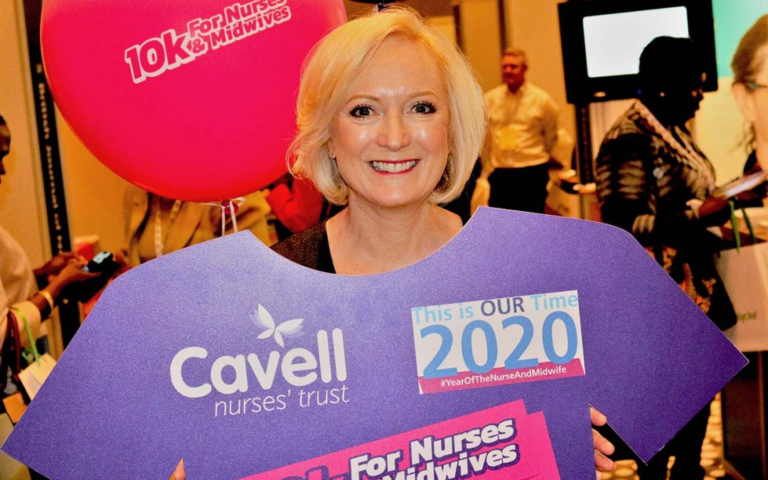 Chief Nurse's call for colleagues to do 10k their way